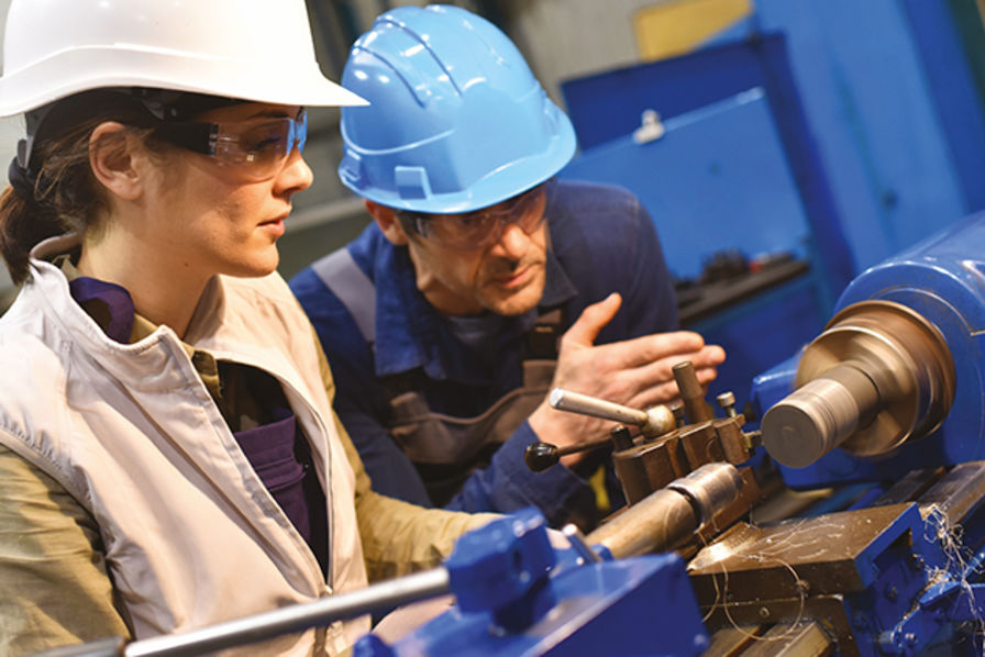 L'USINE NOUVELLE - Innovative industrial SMEs will be the future champions of employment