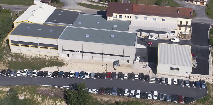 Machine Pagès inaugurates its new industrial site