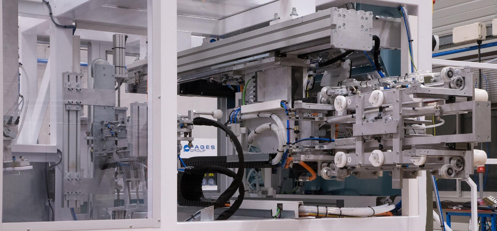 Cerea acquires the automation systems specialist Pagès Group from InnovaFonds