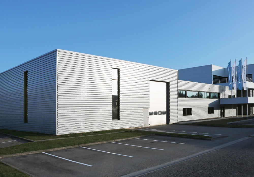 Numalliance inaugurates its new industrial site in the Vosges area